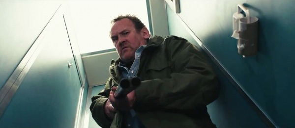Colm Meaney turns in a great performance as off-the-rails DJ; Pat Farrell