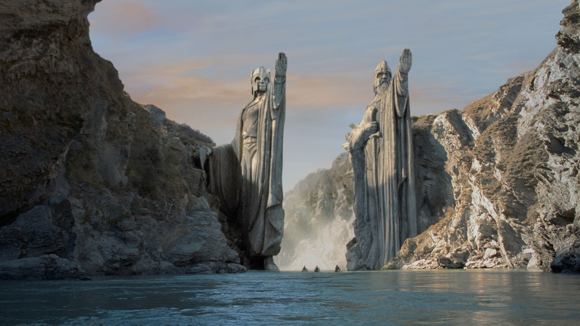 The Lord of the Rings (NZ 2001-2003; Peter Jackson)
