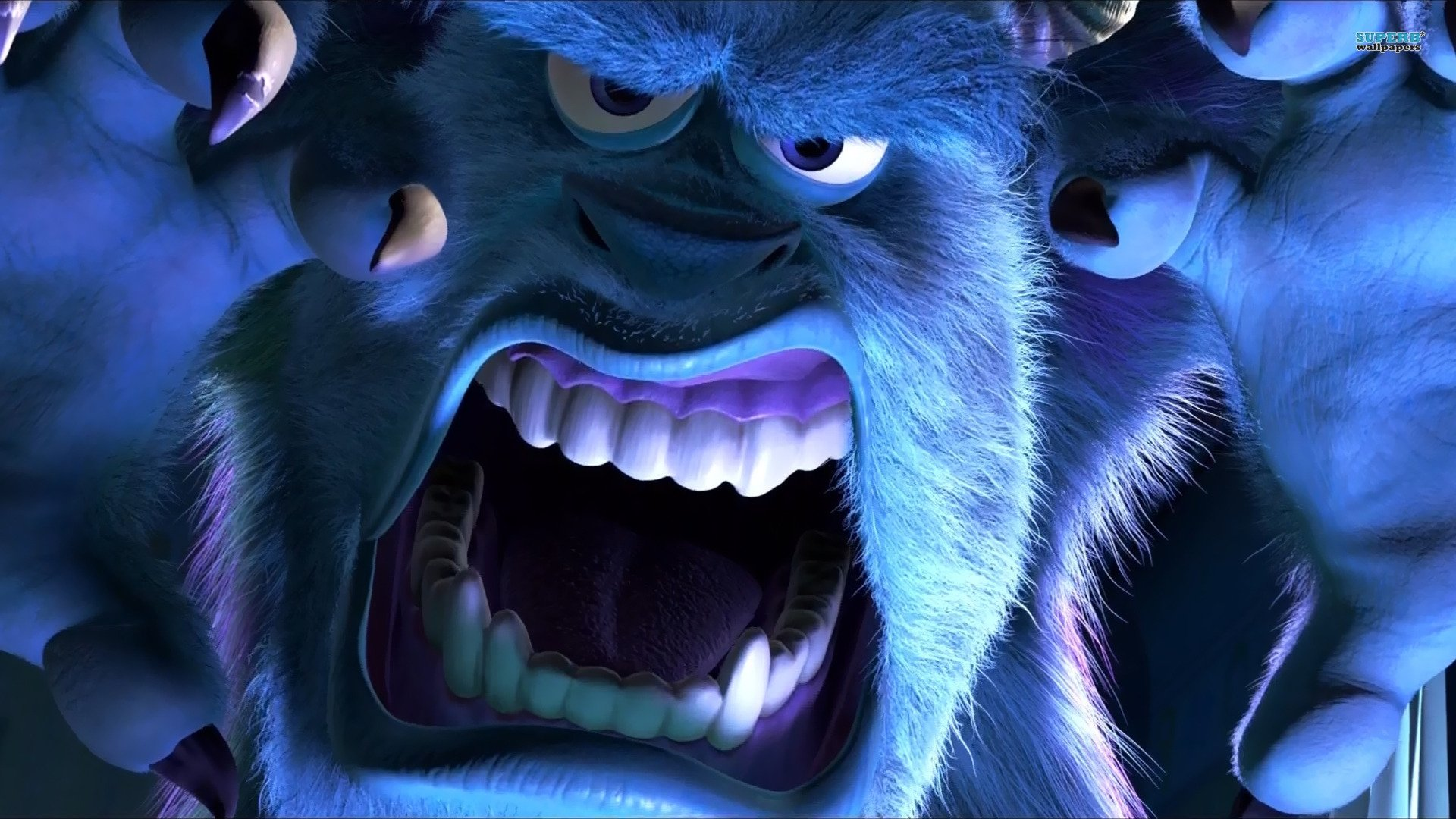 Monsters Inc. (USA 2001; Pete Docter)