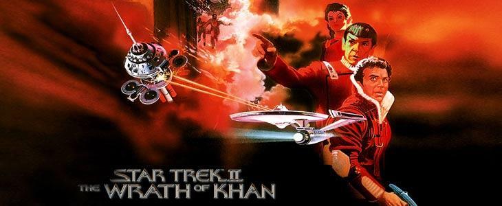 Star Trek II the Wrath of Kahn (USA 1982; Nicholas Meyer)