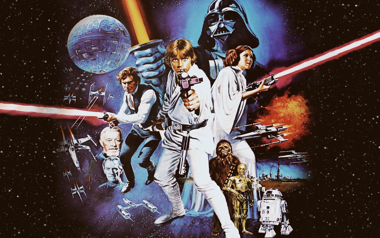 Star Wars (USA 1977; George Lucus)