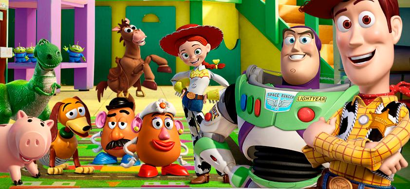Toy Story (USA 1995; John Lasseter)