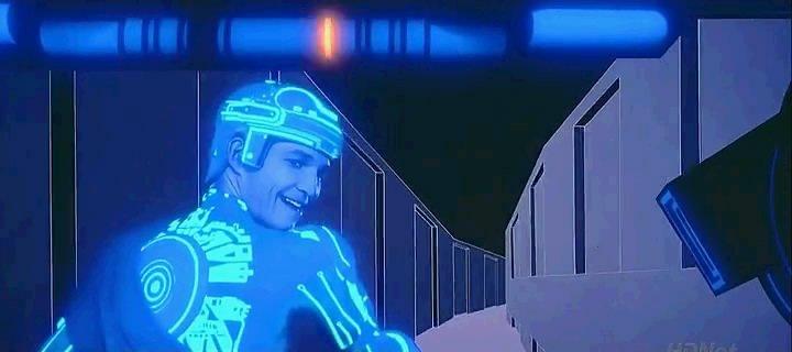 Jeff Bridges - Tron (1982)