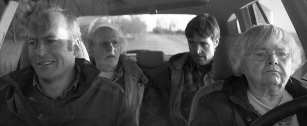 A road movie with a lot of heart.