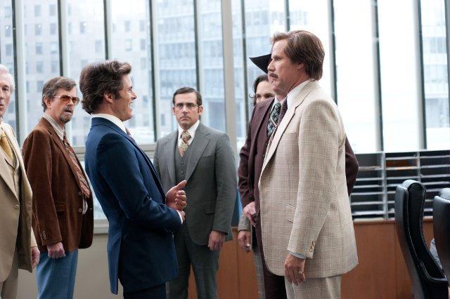 James Marsden is excellent as Jack Lime; Ron's new nemesis.