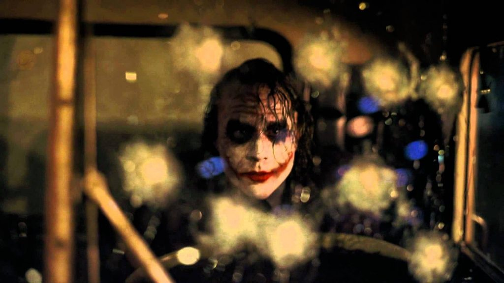 What's this crazy Joker upto now? The Dark Knights villian is a electric to watch.
