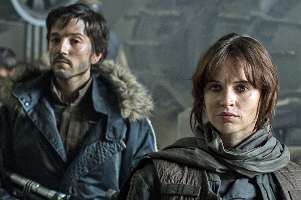 According to fans, Rogue One is among the best Star Wars films.