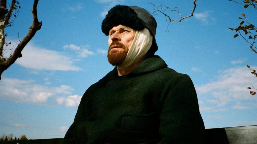 Willem Dafoe as Vincent Van Gogh