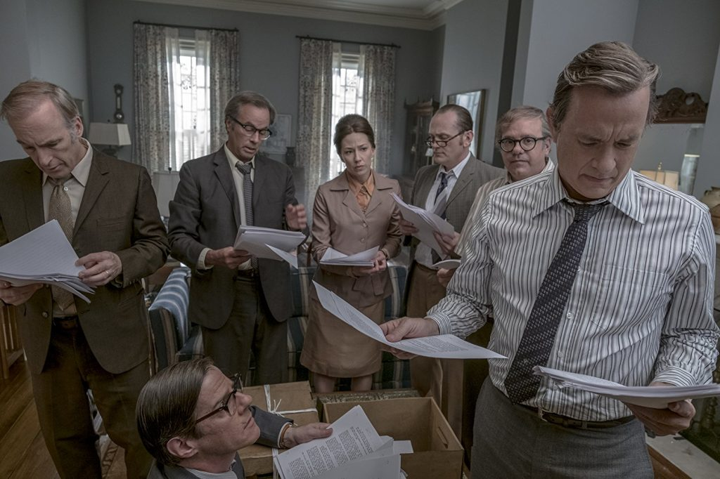 The Post - The team comb through the Pentagon Papers
