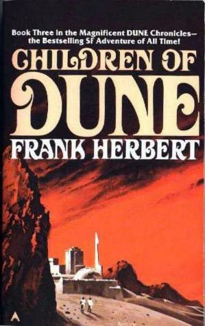 The Third Novel Children of Dune is Released