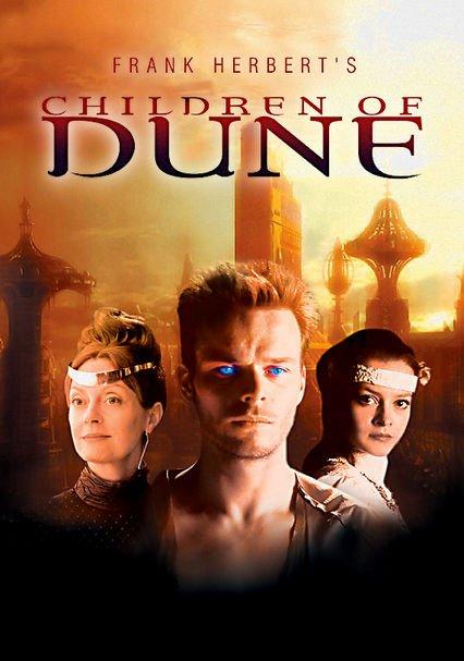 Children of Dune Mini-Series Released