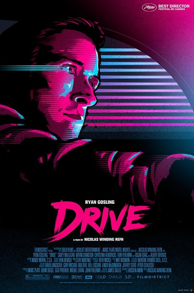 Drive Released.