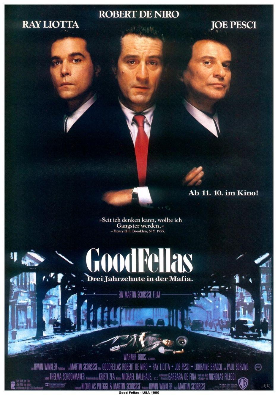 Goodfellas Released