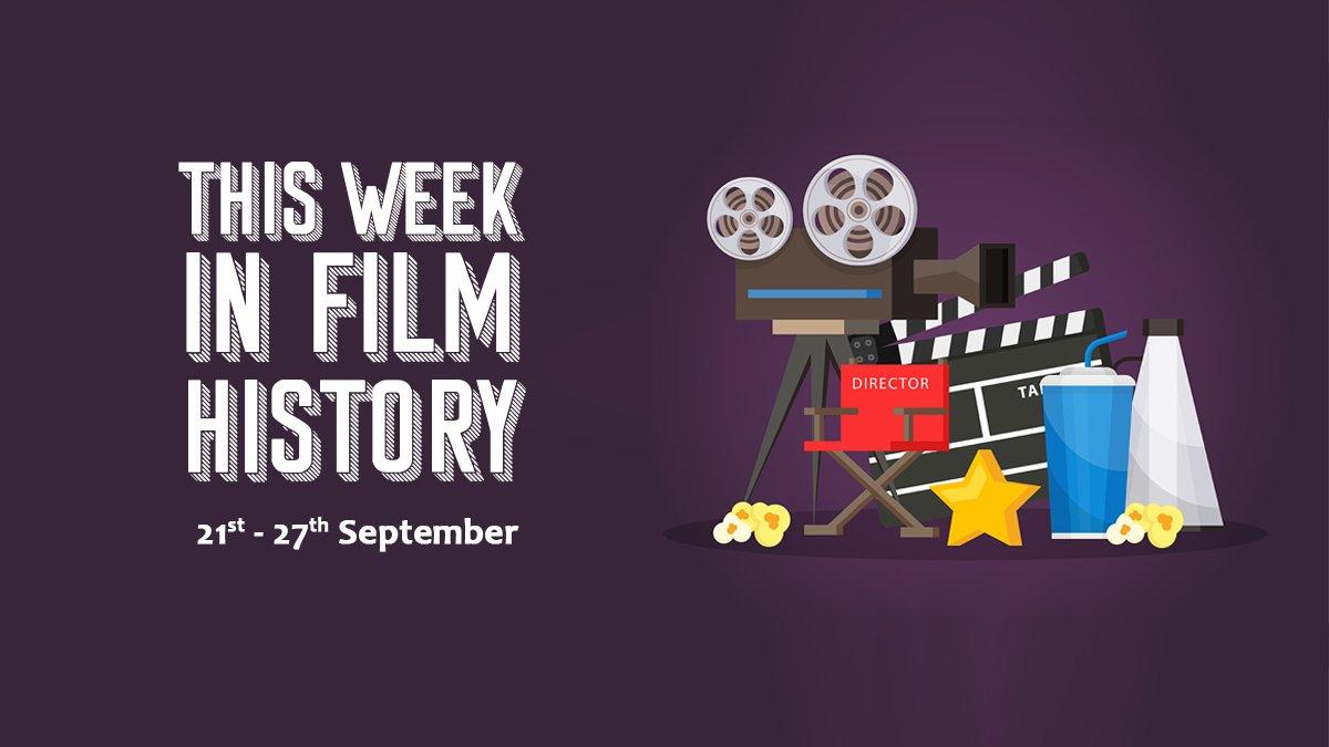 This Week in Film 21stSeptember