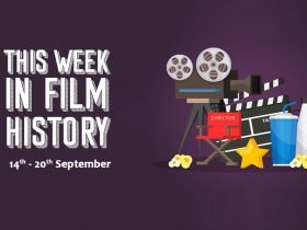 This Week in Film History 14th - 20th Sept movies
