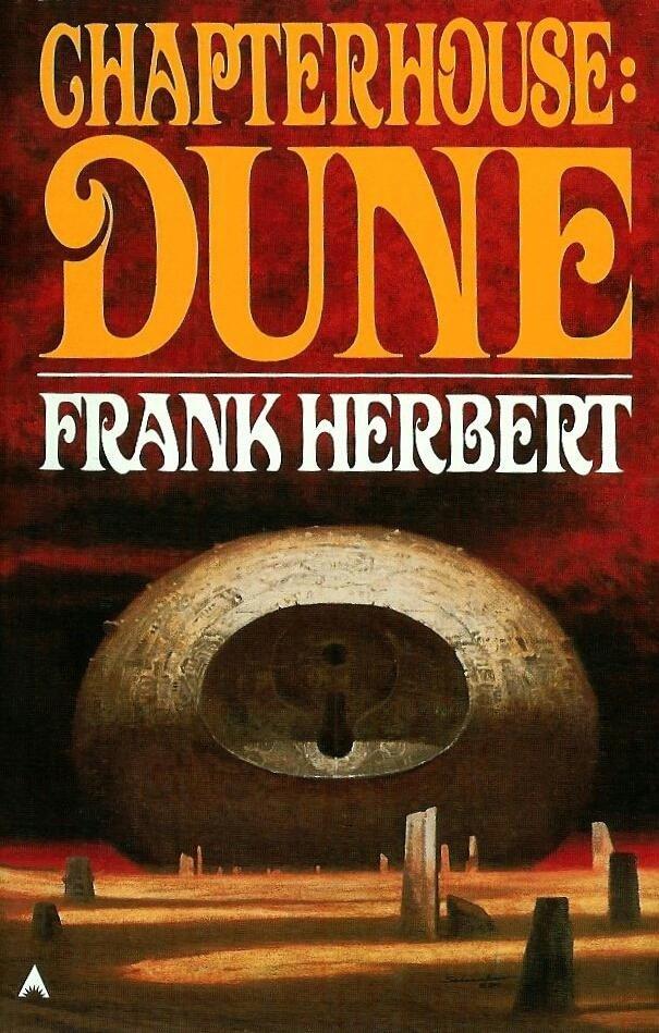 Chapterhouse: Dune Released