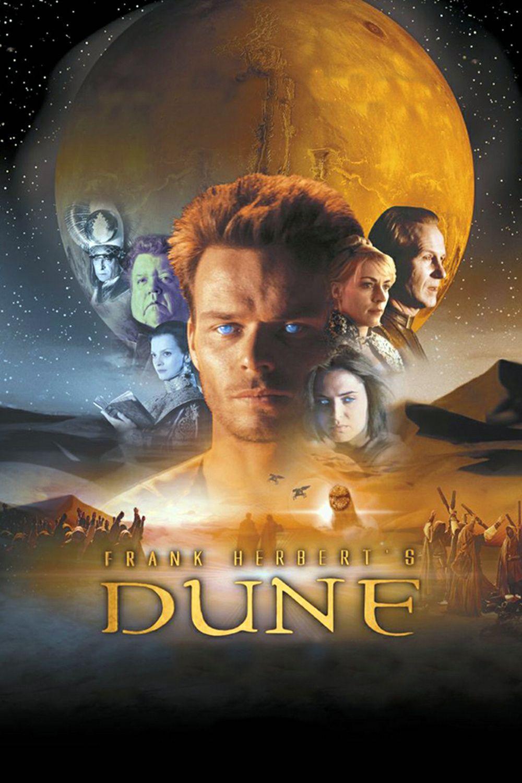 Frank Herbert's Dune Mini-Series Released