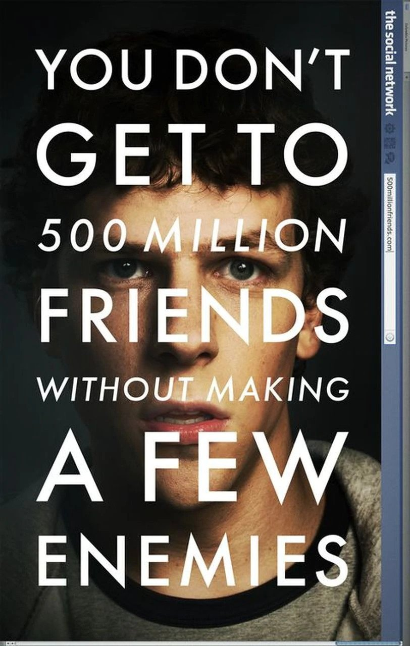 The Social Network Premieres