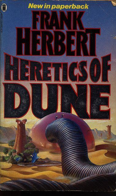 The Novel Heretics of Dune Released
