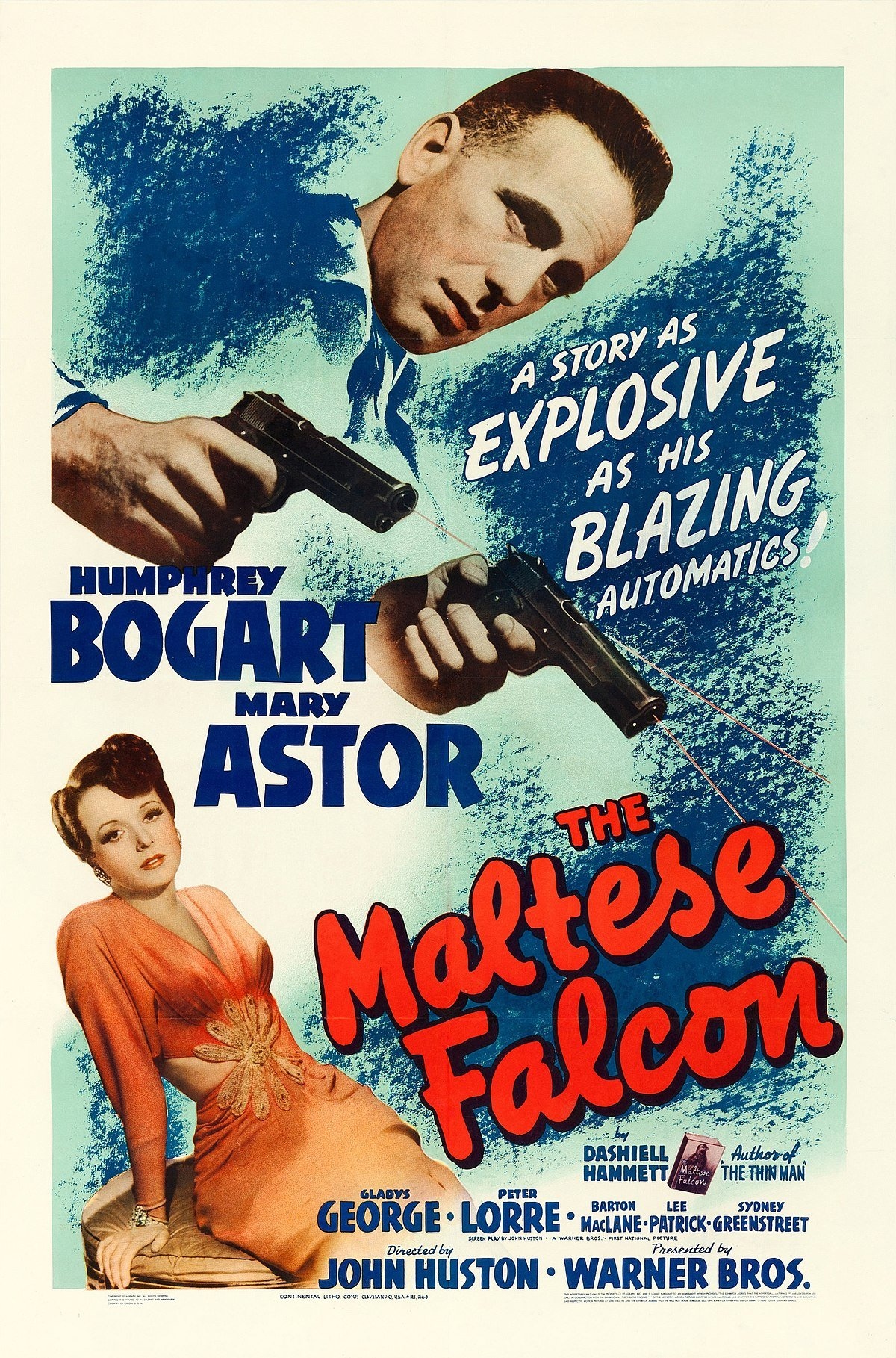 The Matese Falcon Premieres
