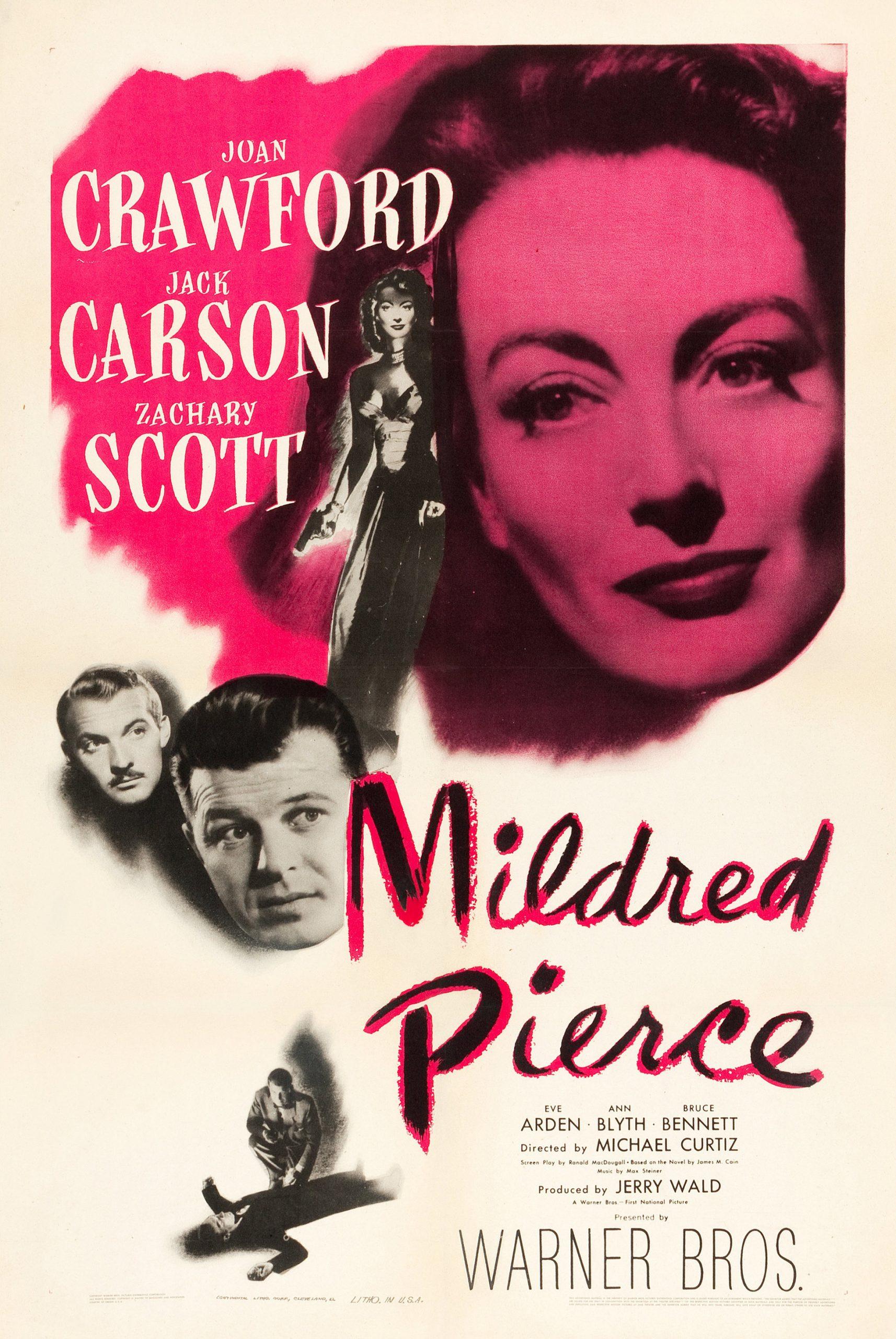 Mildred Pierce Opens