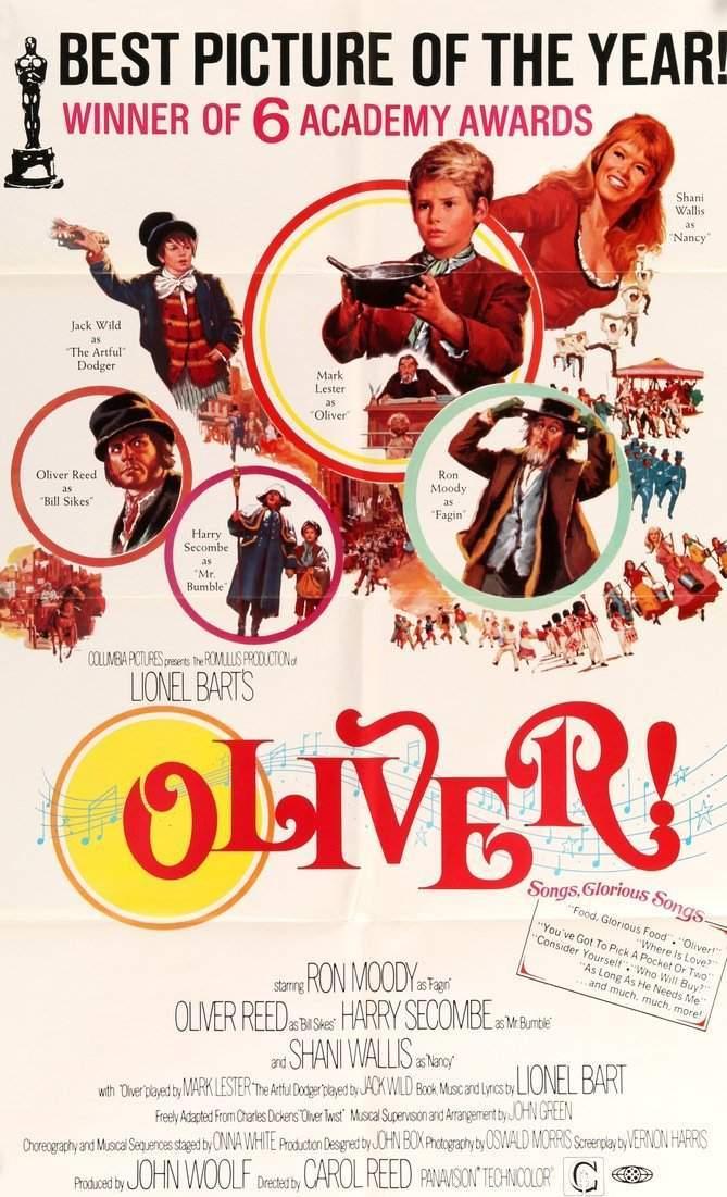 Oliver Premieres