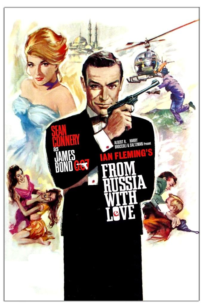 From Russia With Love Premiere