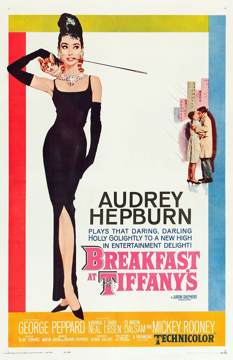 Breakfast at Tiffany's Released