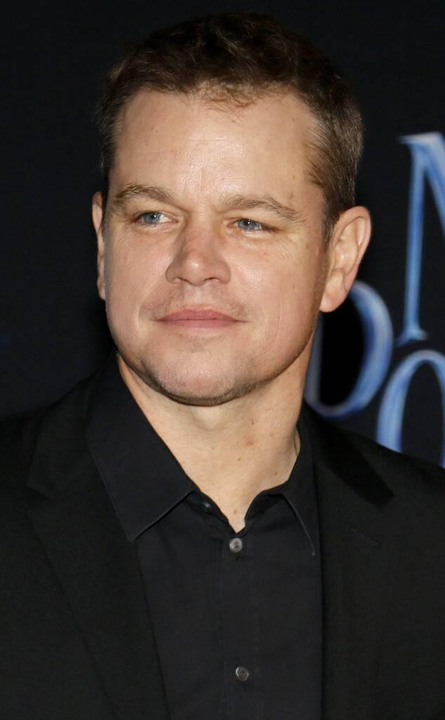 Matt Damon Born