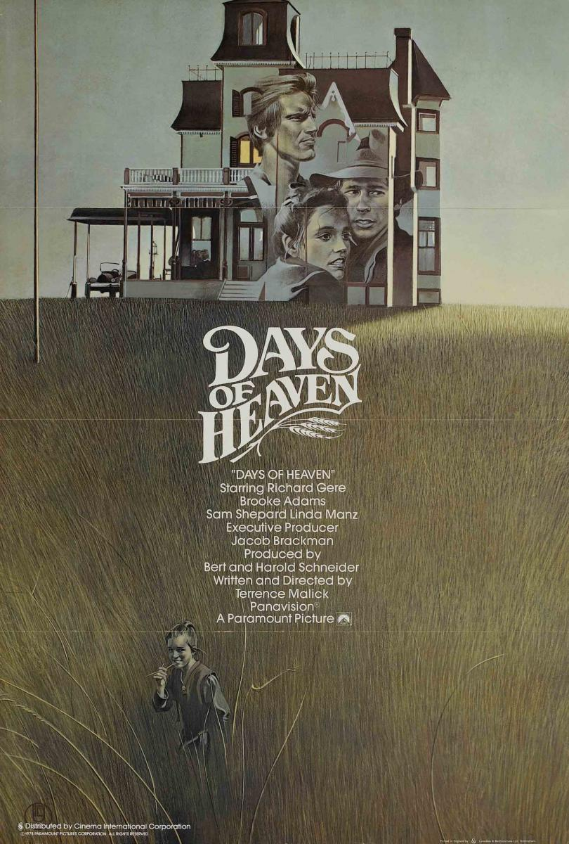 Days of Heaven Premieres