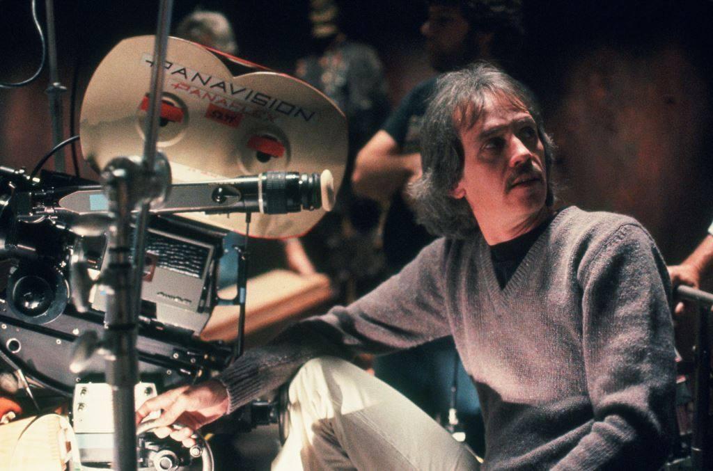 John Carpenter behind the camera