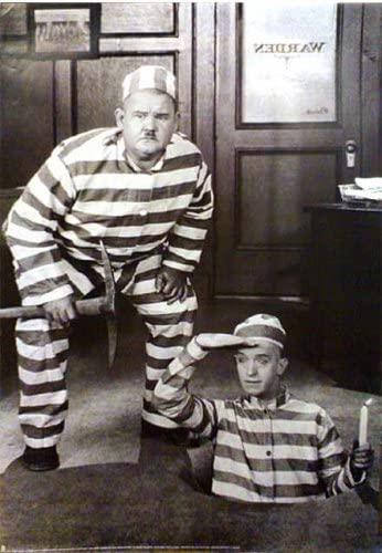 Laurel & Hardy Team Up