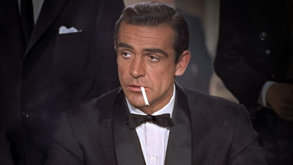 Sean Connery IS James Bond