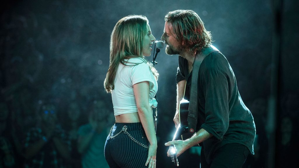 Lady Gaga and Bradley Cooper provided an electric performance in A Star Is Born (2018)