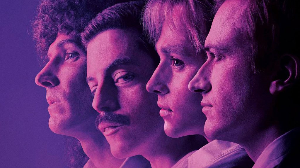 How much more iconic can you get than Queen? Bohemian Rhapsody (2018)
