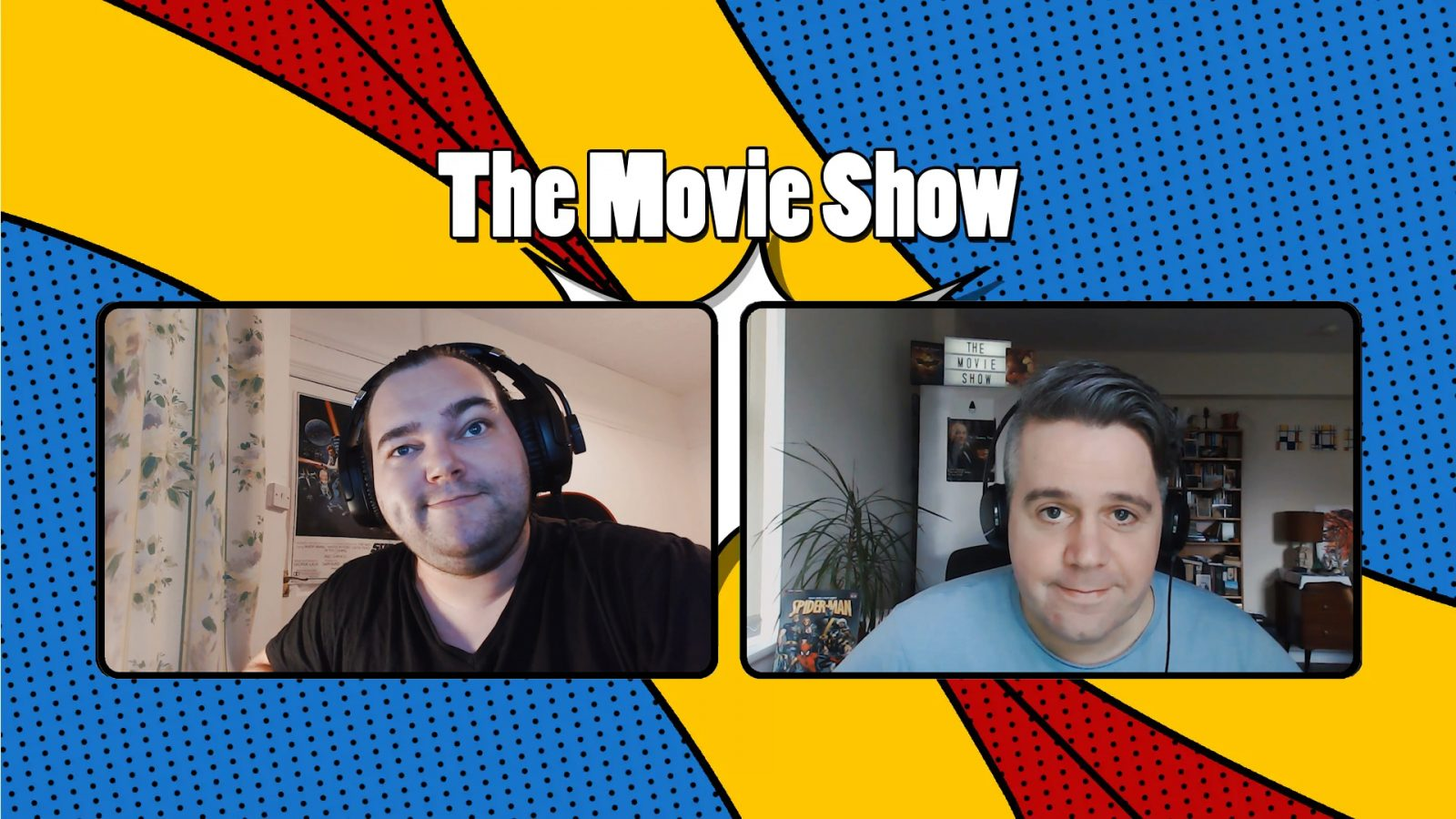 The Movie Show Episode 9 Cover