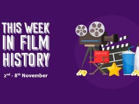 This Week In Film History 2nd November