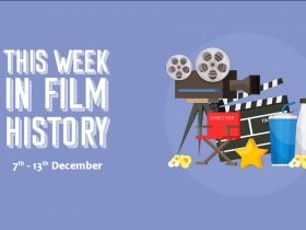 This Week in Film History 7th December