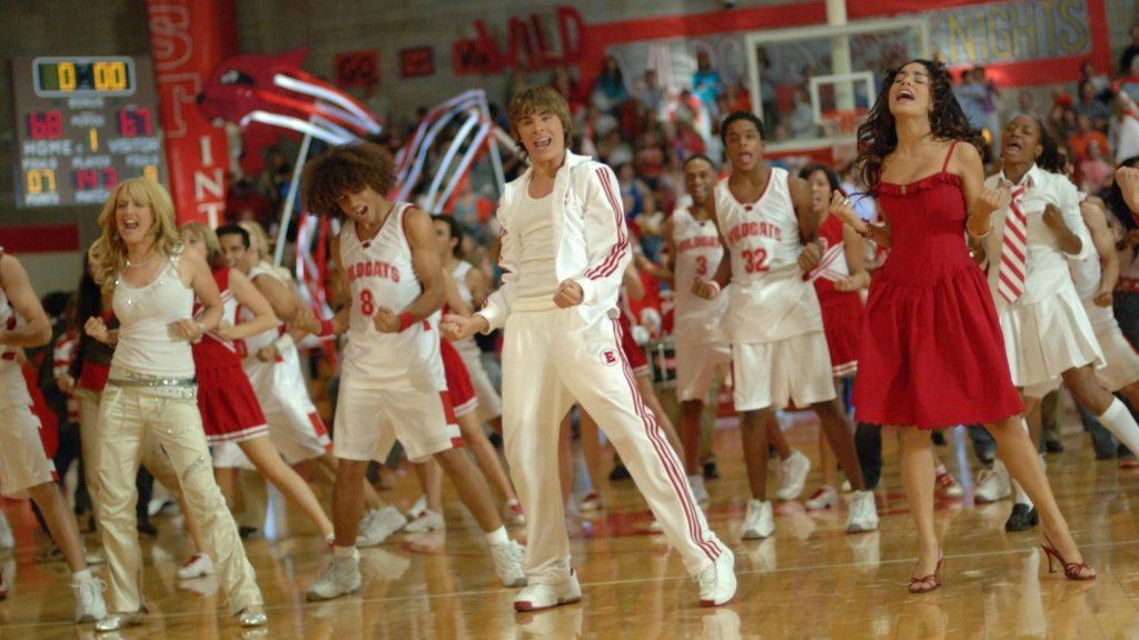 Go Wildcats! High School Musical (2006)