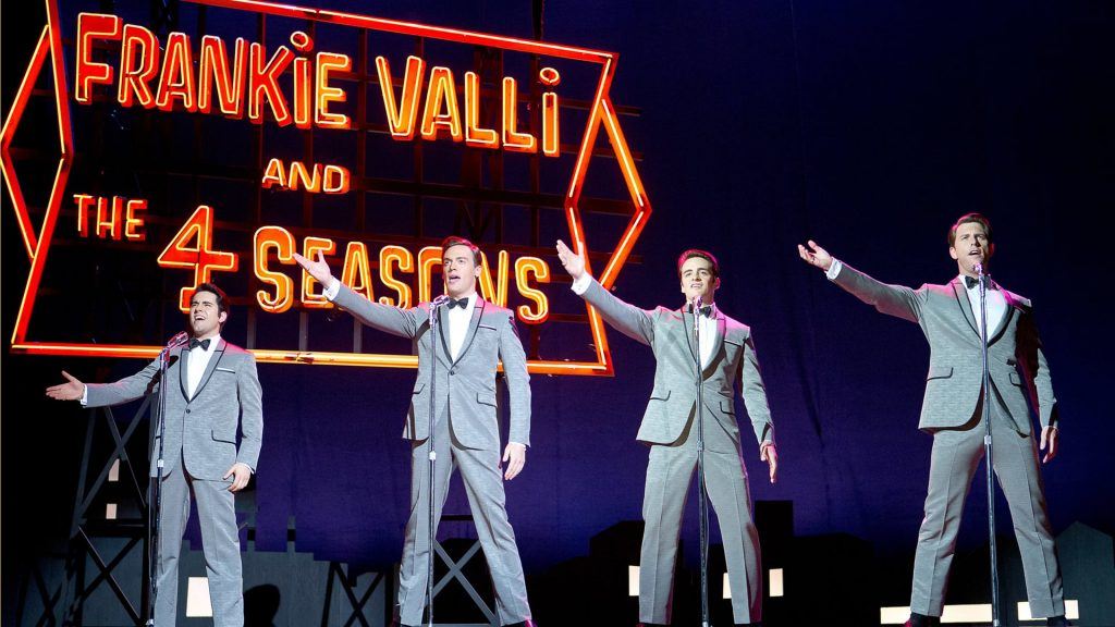 Frankie Valli and the 4 Seasons in Jersey Boys (2014)