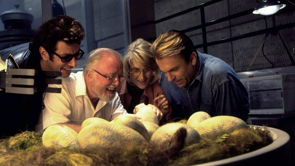 Jurassic Park (1993) - Netflix