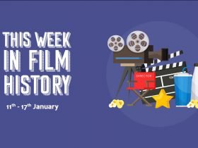 This Week in Film History Banner 11th January