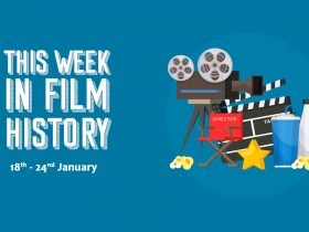 This Week in Film History Banner 18th January