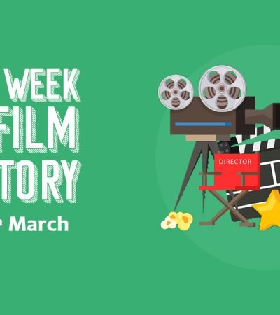 This Week in Film History Banner 1st March