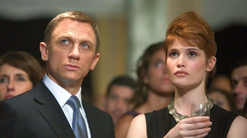 Daniel Craig as a different kind of James Bond