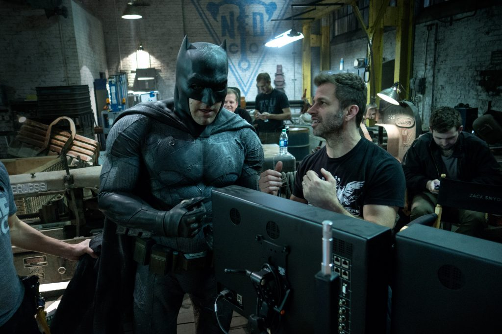 Zack Snyder's Justice League (2021) has cost bucket loads