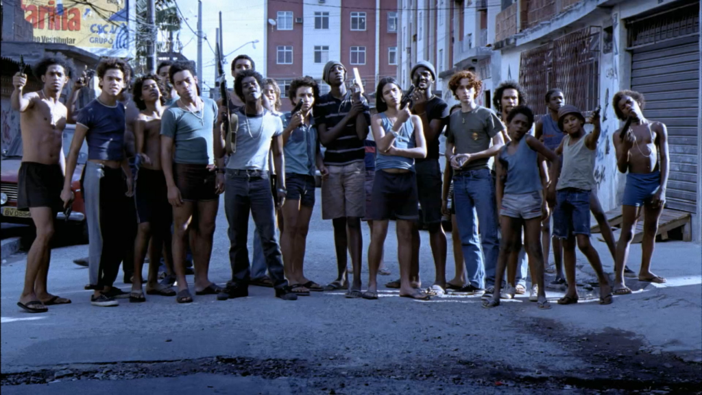 The terrifying street gangs of Rio de Janeiro as portrayed in City of God