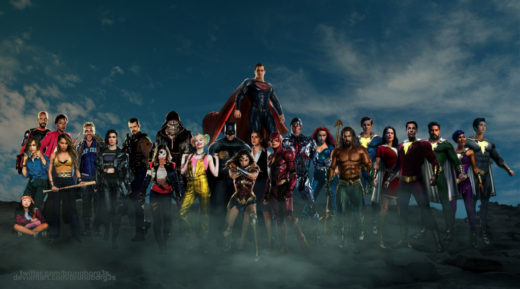 The DCEU has become quite complicated - Zack Snyder's Justice League (2021)