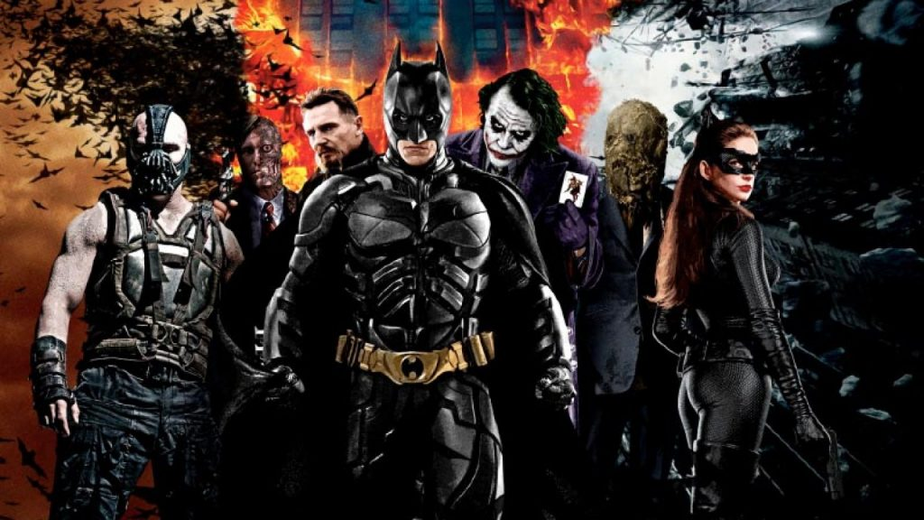 The Dark Knight Trilogy put a pause on the DCEU - Zack Snyder's Justice League (2021)