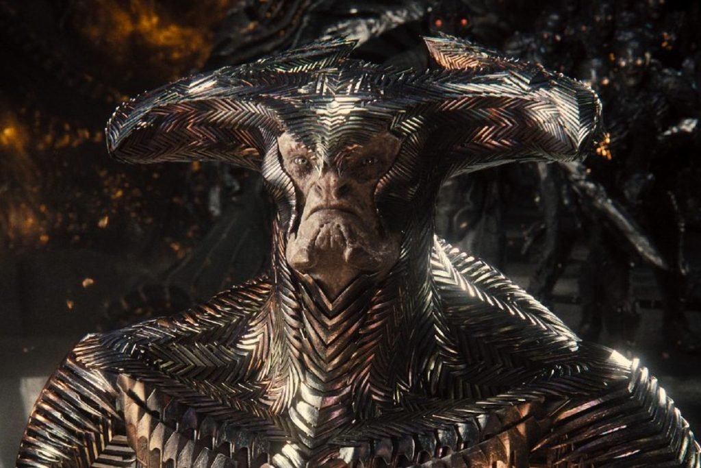 Steppenwolf in Zack Snyder's Justice League (2021)